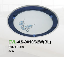 evl-as-9010-32w-bl