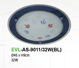 evl-as-9011-32w-bl