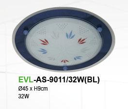 evl-as-9011-32w-bl