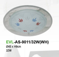 evl-as-9011-32w-wh