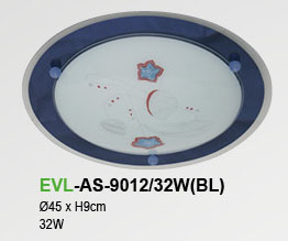 evl-as-9012-32w-bl