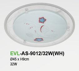 evl-as-9012-32w-wh