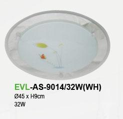 evl-as-9014-32w-wh