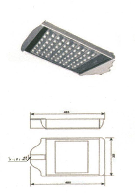 hl-led-116-100w