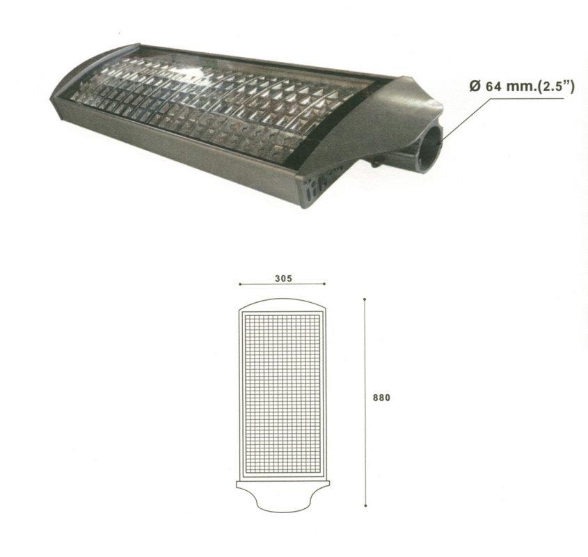 hl-led-116-155w