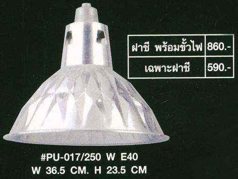 pu-017-250-w