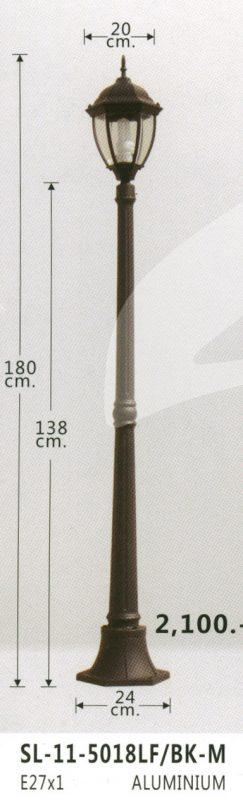 sl-11-5018lf-bk-m