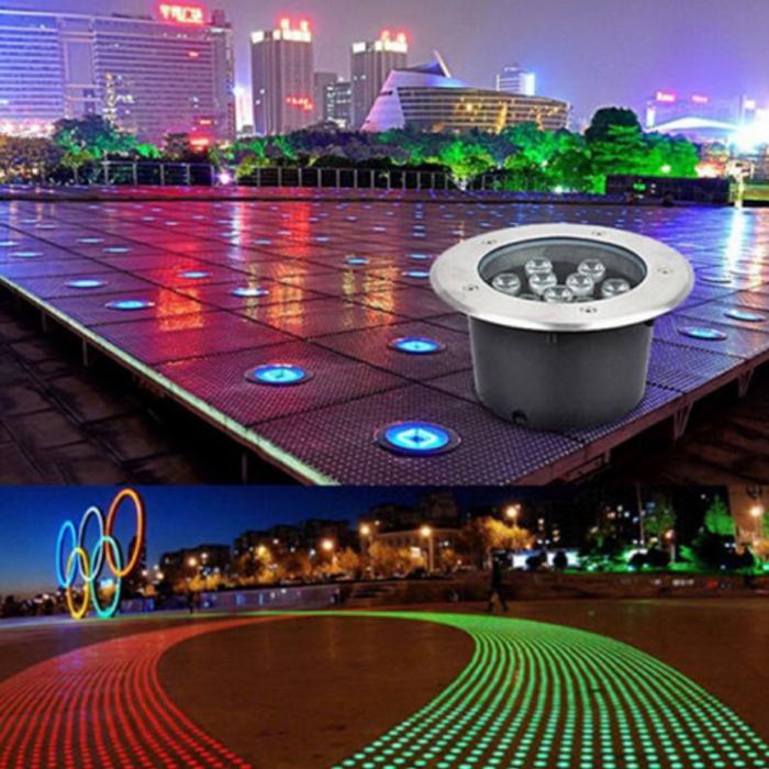 โคมฝังพื้น โคมฝังพื้น LED